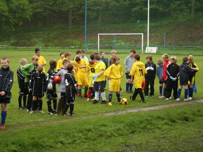 Mc Donald Cup  - okr. kolo Hořovice - 11.05. 2010